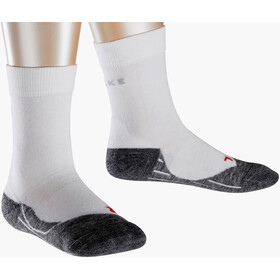 Falke RU4 Running Socks Kids white-mix